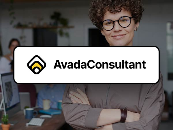 Avada Marketing Consultant Demo